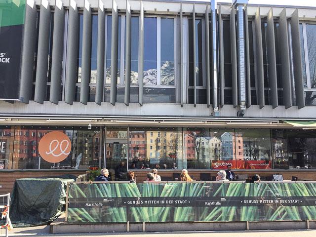 restaurante árabe em Innsbruck