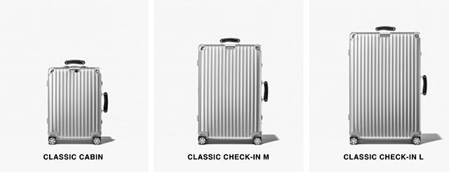 marcas de mala de viagem