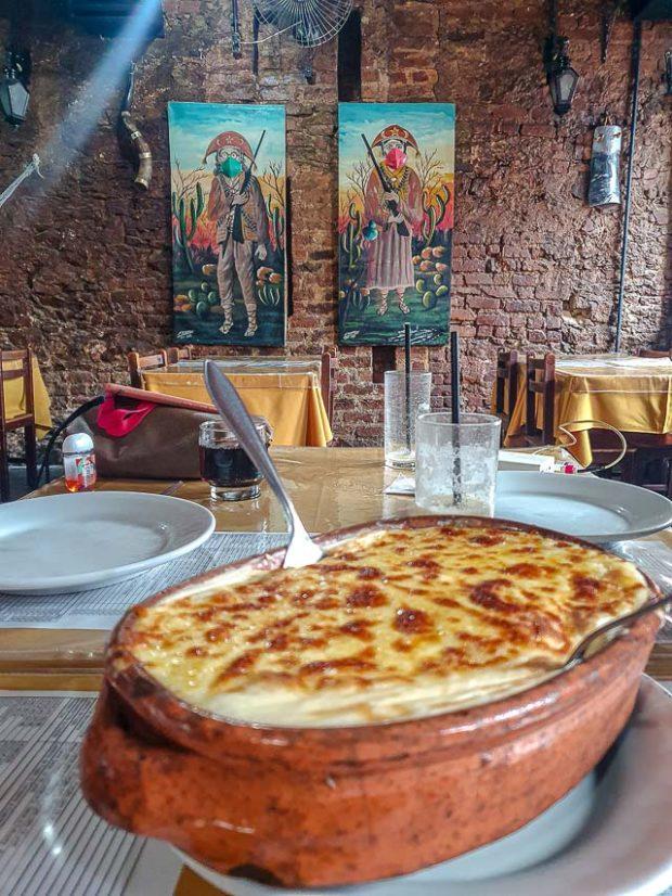 Roteiro Laranjeiras Rio de Janeiro Restaurante Severyna
