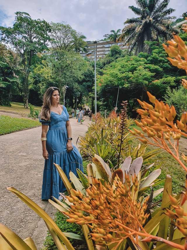 Roteiro Laranjeiras Rio de Janeiro Parque Guinle