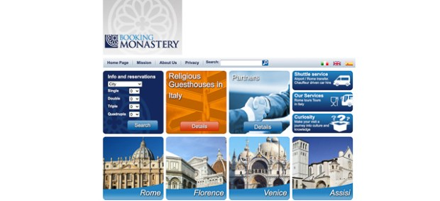 Como se hospedar de graça em viagens: Booking Monastery