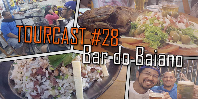Tourcast 27 – Bar do Baiano