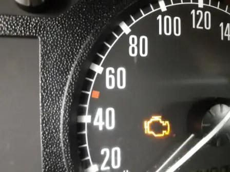 Check Engine Light Bulb Not Working - Mariagegironde
