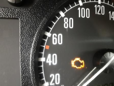 check engine light-most common reasons