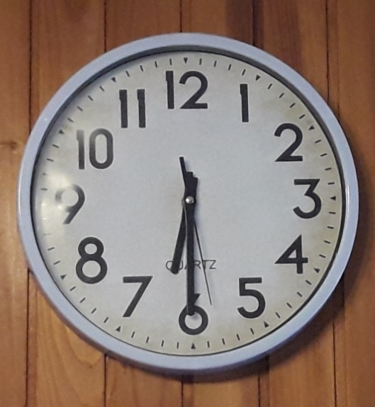 clock-do-not-hurry-stay-safe