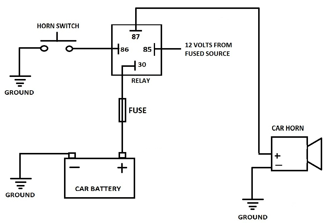 Drag Car Wiring Diagram With Relay FULL HD Version With Relay -  KAMI-DIAGRAMBASE.EMBALLAGES-SOUS-VIDE.FRDiagram Database - EMBALLAGES-SOUS-VIDE.FR