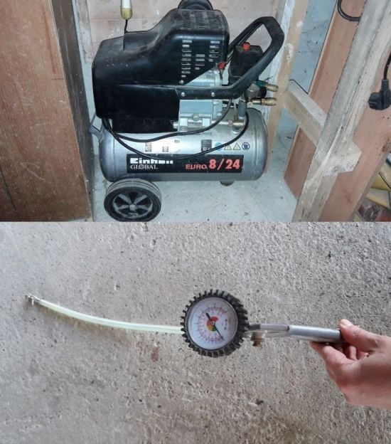 tire-pressure-check-air-compressor-tire-pressure-gauge