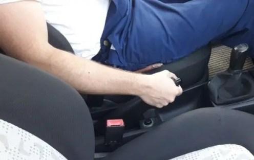 how-to-use-handbrake-low-brake-fluid-level