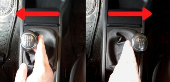 how-to-find-reverse-gear-gimmick-move-gear-shifter-left-right