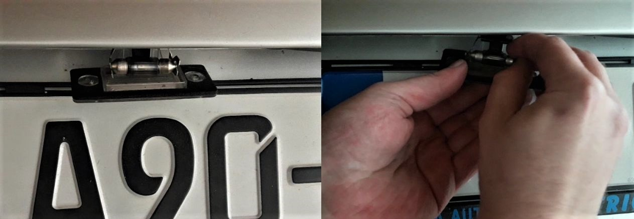 how-to-change-license-plate-light-bulb-replacing-old-bulb