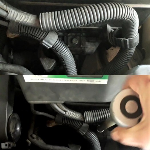 how-to-replace-car-battery-how-to-return-battery-bracket
