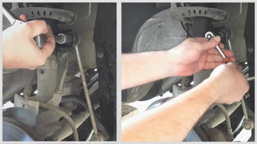 how-to-replace-a-sway-bar-link-remove-upper-locknut