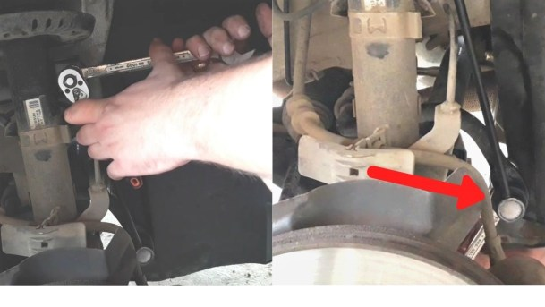 how-to-replace-a-sway-bar-link-return-tighten-locknuts