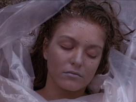 O corpo de Laura Palmer.