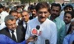 Karachi Circular Railway Can't Be Launched Unless.. : Murad Ali Shah