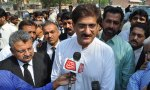 Karachi Circular Railway Can't Be Launched Unless.. : Murad Ali Shah
