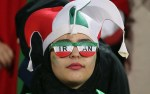 Women Attend Soccer Game in Tehran for First Time in 40 Years