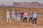 Saudi Arabia's First-Ever Women Golf Tournament: 108 Players Set to Participate