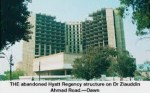 Karachi Eyesore: Top Court Seeks Records of Hyatt Regency Structure