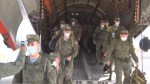 Russian Troops Land in Pakistan For Joint Training Exercise