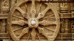 Ancient 100-foot High Chariot With Wheels and Horses -All Carved From Stone in Odisha, India (Video)