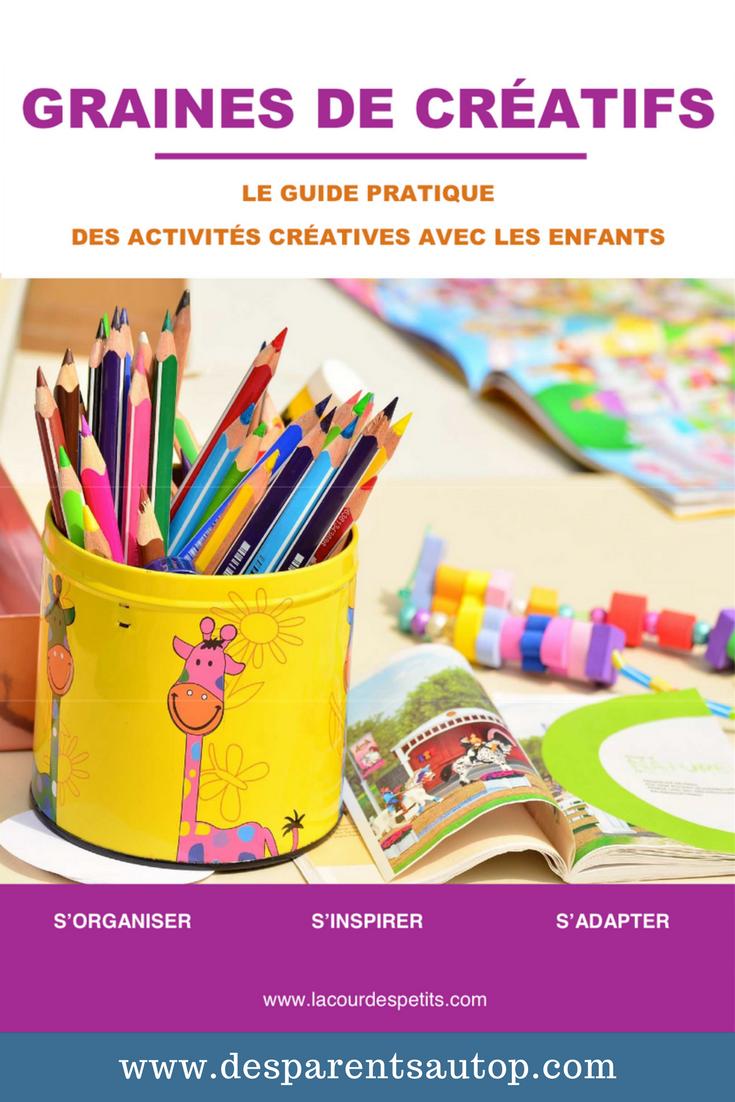 Développer la créativité de vos enfants en lui proposant des activités bricolage selon son âge
