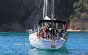 Charter de veleros, una de nuestras actividades para despedidas en Tenerife