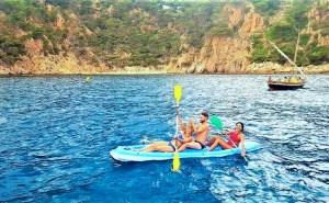 Alquiler de catamarán Ukelele en Platja d'Aro charter