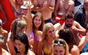 Despedidas de soltero Platja d'Aro Boat Party