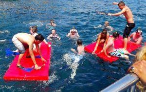 Despedidas en catamarán en Platja d'Aro