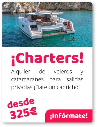 Fiestas en barco en Platja d'Aro
