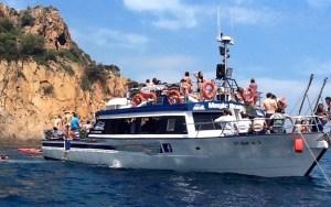 Boat Party Platja d'Aro - Fiestas en barco, incluyen comida, bebida y musica