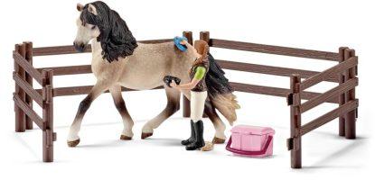 Andalusische paardenverzorgingsset Schleich (42270)