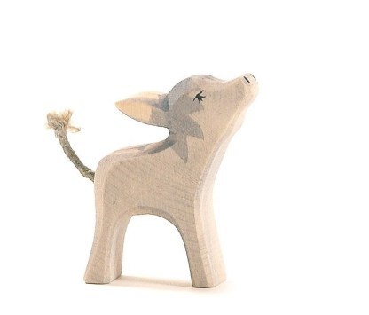 Ostheimer ezel klein