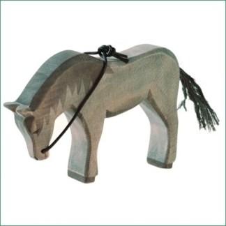 Ostheimer paard zwart