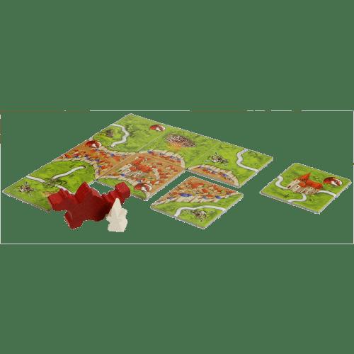 Carcassonne_de_Draak_de_Fee_en_de_Jonkvrouw_spel