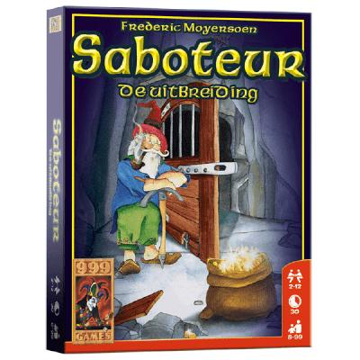 Saboteur_Uitbreiding