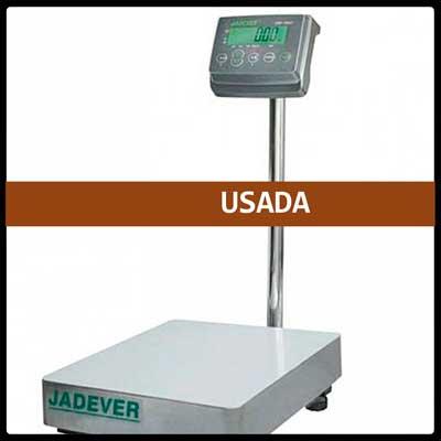 Pesa de pedestal Jadever modelo JWI-3000