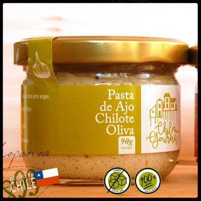 Pasta Ajo Chilote Oliva