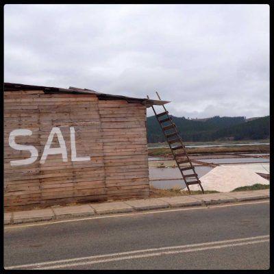 Sal de Mar de Cahuil