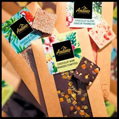 Tabletas Chocolate Andino