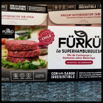 Furku superhamburguesa