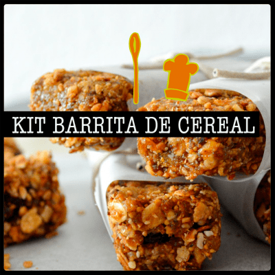 KIT Barrita de Cereal