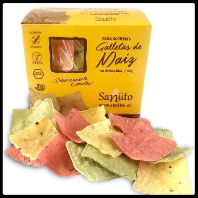 Galletas de Maiz Saniito