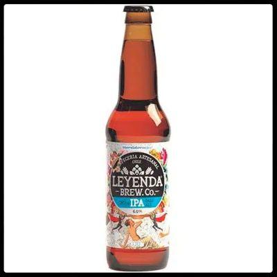 Cerveza Leyenda IPA