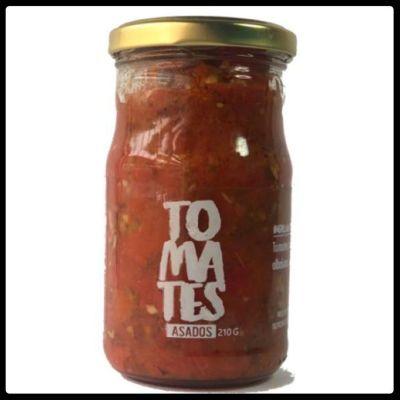 Tomates Asados Recetas de Violeta
