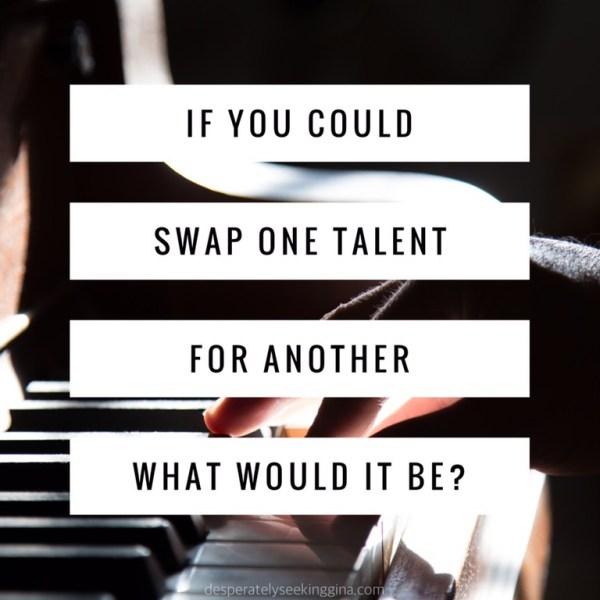 Talent Swap