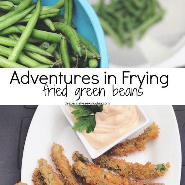Adventures in Frying | Recipe Review