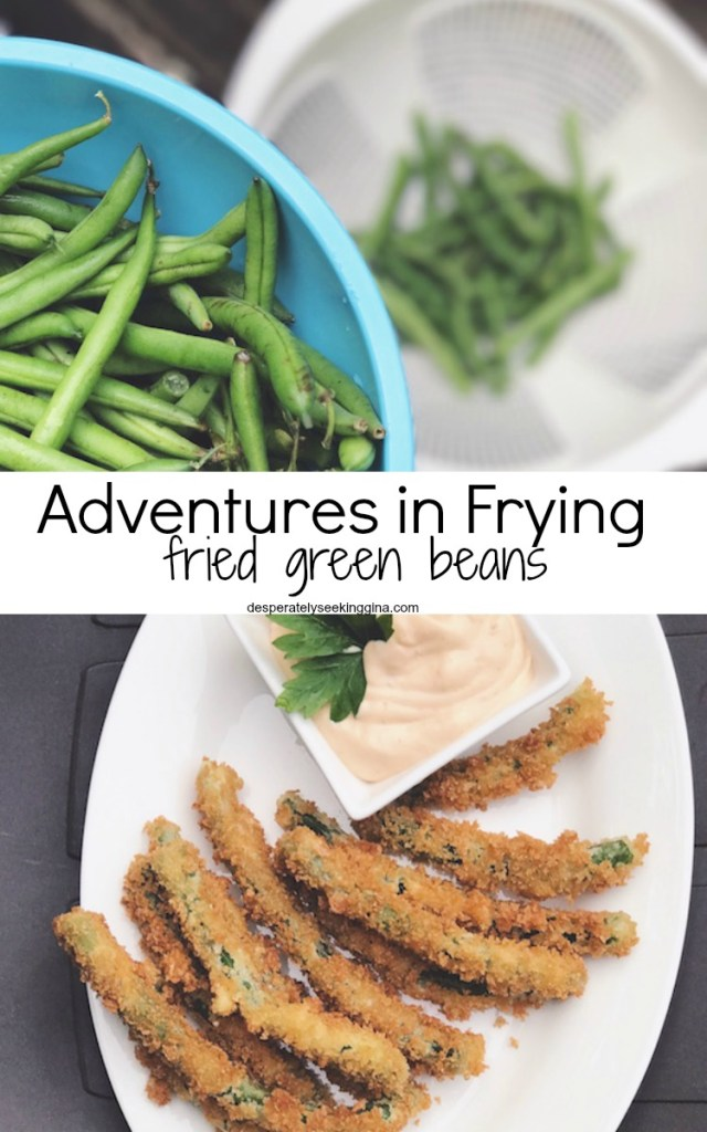 Adventures in Frying | In the Kitchen with Thom