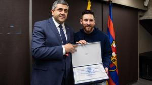sg and lione messi